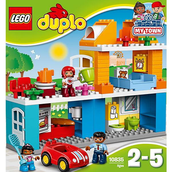 Lego duplo familienhaus mytoys
