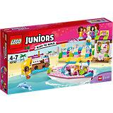 LEGO Juniors 10747: День на пляже с Андреа и Стефани