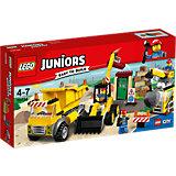 LEGO Juniors 10734: Стройплощадка