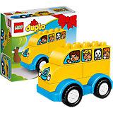 LEGO DUPLO 10851: Мой первый автобус