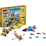 LEGO Creator 31060: Пилотажная группа