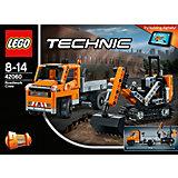 LEGO Technic 42060: Дорожная техника