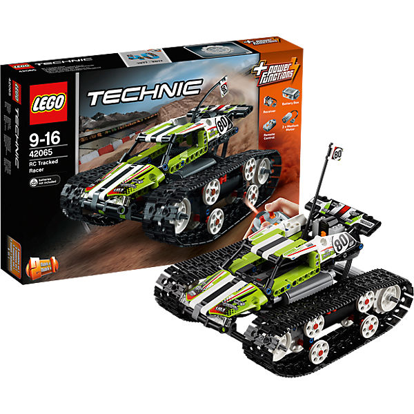 lego 42065 technic ferngesteuerter tracked racer lego. Black Bedroom Furniture Sets. Home Design Ideas