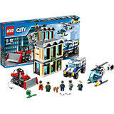LEGO City 60140: Ограбление на бульдозере