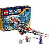 LEGO NEXO KNIGHTS 70348: Турнирная машина Ланса