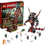 LEGO NINJAGO 70626: Железные удары судьбы