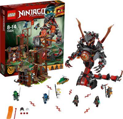 schlangen von ninjago