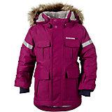 Куртка-парка Nokosi для девочки DIDRIKSONS