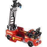 Пожарная машина, Imaginext, Fisher Price