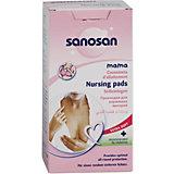 Прокладки для кормящих матерей 30 шт., Sanosan
