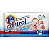 Охлаждающие (жаропонижающие) детские салфетки T-control, Страна Здравландия