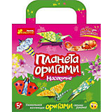 """Планета оригами """"Насекомые"""" (5+)"""