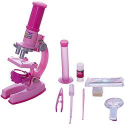 Микроскоп для девочек (39 предметов), Eastcolight