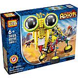 """Электромеханический конструктор """"IROBOT. Роботы. Шиношлеп"""", Loz"""
