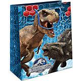 """Пакет подарочный """"Тираннозавр Рекс"""" 230*180*100"""