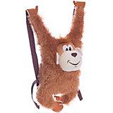 Сумка-рюкзак детская «Обезьянка»