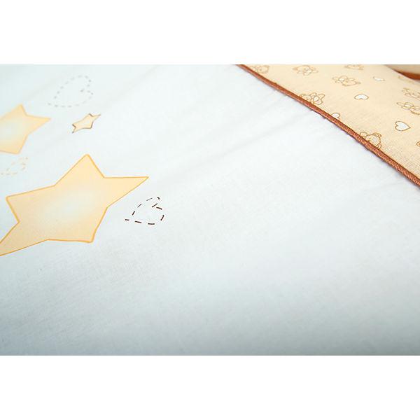 Сонный гномик Постельное белье Умка 6 пред., Сонный гномик, бежевый