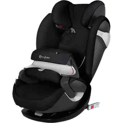 auto kindersitz pallas fix silver line pure black 2017 cybex mytoys. Black Bedroom Furniture Sets. Home Design Ideas