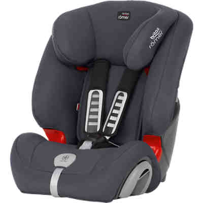 Auto-Kindersitz Evolva 1-2-3 Plus, Storm Grey, 2017