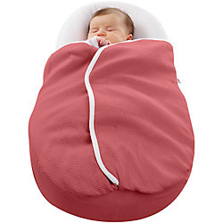 Одеяло Quilted TOG 2.0 для Cocoonababy, Red Castle, coral