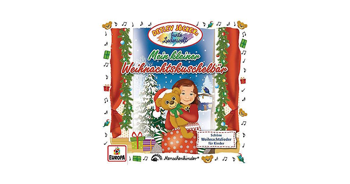 CD Detlev Jöcker - Mein kleiner Weihnachtskuschelbär