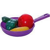 """Набор """"Сковородка с набором овощей"""", EstaBella"""
