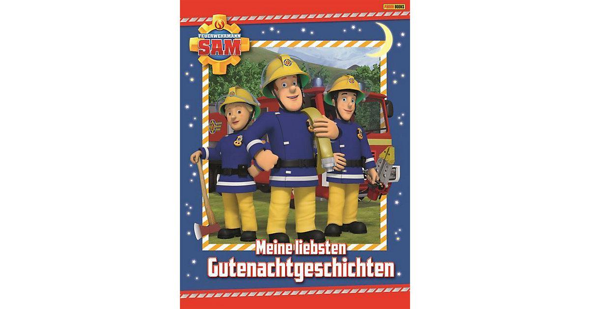 Buch - Feuerwehrmann Sam Gutenachtgeschichten