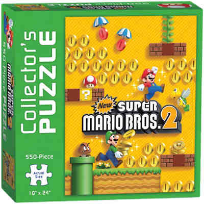 Puzzle New Super Mario Bros.
