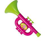 Музыкальная труба на блистере, Свинка Пеппа