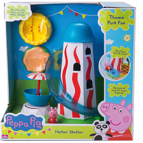 """Игровой набор """"Водная горка. Луна Парк"""", Свинка Пеппа"""