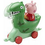 """Игровой набор """"Каталка Динозавр"""", Свинка Пеппа"""