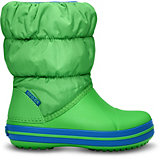 Сапоги Winter Puff Boot Kids CROCS