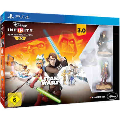 PS4 Disney Infinity 3.0: Starter-Set