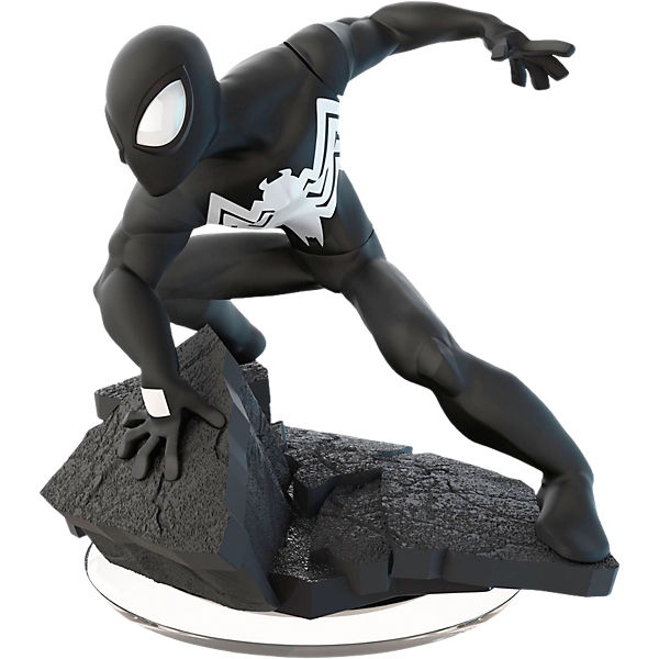 Disney Infinity 3.0: Einzelfigur Black Suit Spider-Man