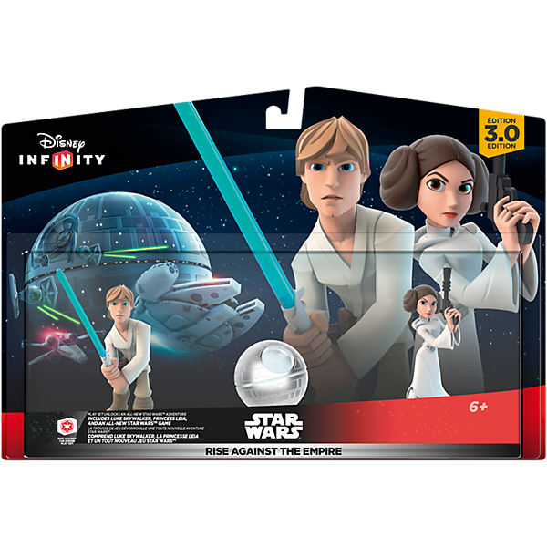 Disney Infinity 3.0:  Playset Rise against the Emoire