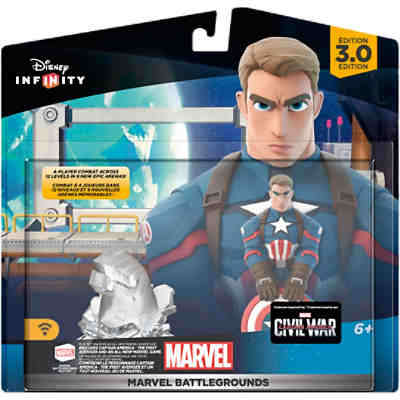 Disney Infinity 3.0: Playset Marvel Battlegrounds
