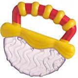 Игрушка-прорезыватель, Playgro, фиолетово-желтая