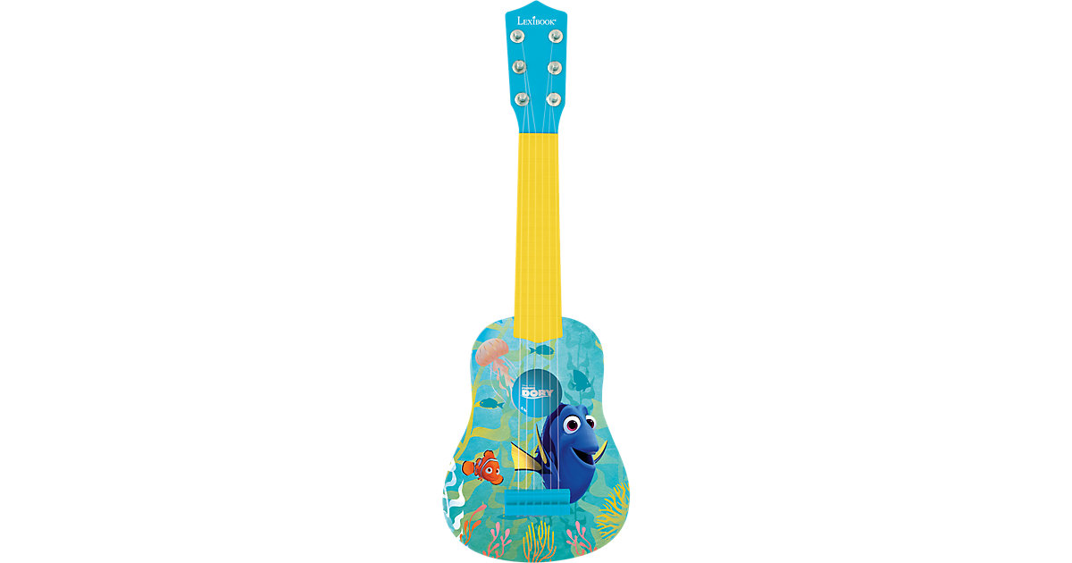Mini-Gitarre Findet Dorie
