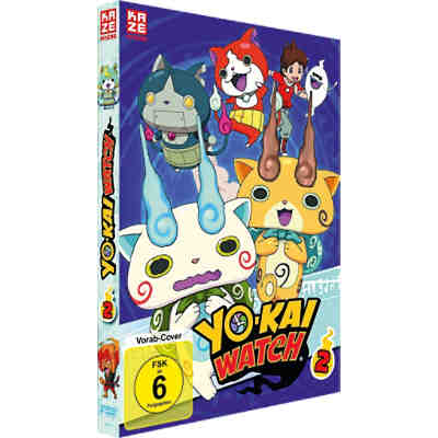 DVD Yo-kai Watch - Box 2