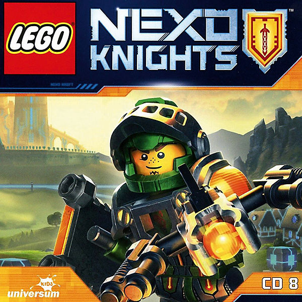 CD LEGO Nexo Knights CD 8