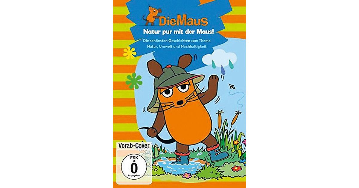 DVD Die Sendung mit der Maus - Natur Pur mit der Maus!