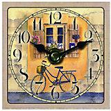 """Часы настольные """"Велосипед"""", Magic Home"""