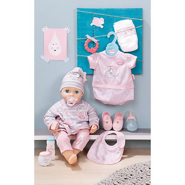 Супернабор с одеждой и аксессуарами, Baby Annabell