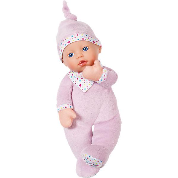 Кукла мягкая с твердой головой, 30 см, BABY born
