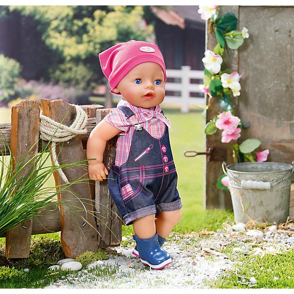 Baby Born 174 Puppenkleidung Pony Farm Deluxe 43 Cm Baby