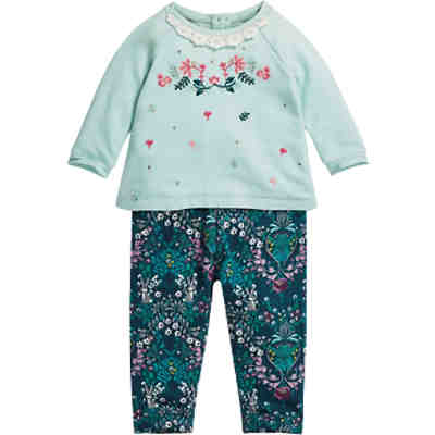 Baby Set Langarmshirt + Leggings