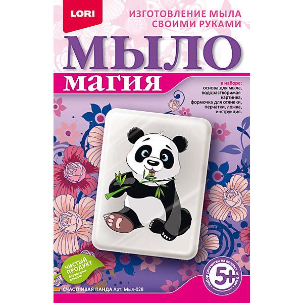 МылоМагия Счастливая панда