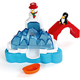 """Игрушка для ванной """"Зимнее купание"""", Жирафики"""