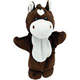 """Кукла на руку """"Лошадка"""", 27 см, Жирафики"""