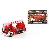 Пожарный кран, 1:32, со светом и звуком, Пламенный мотор